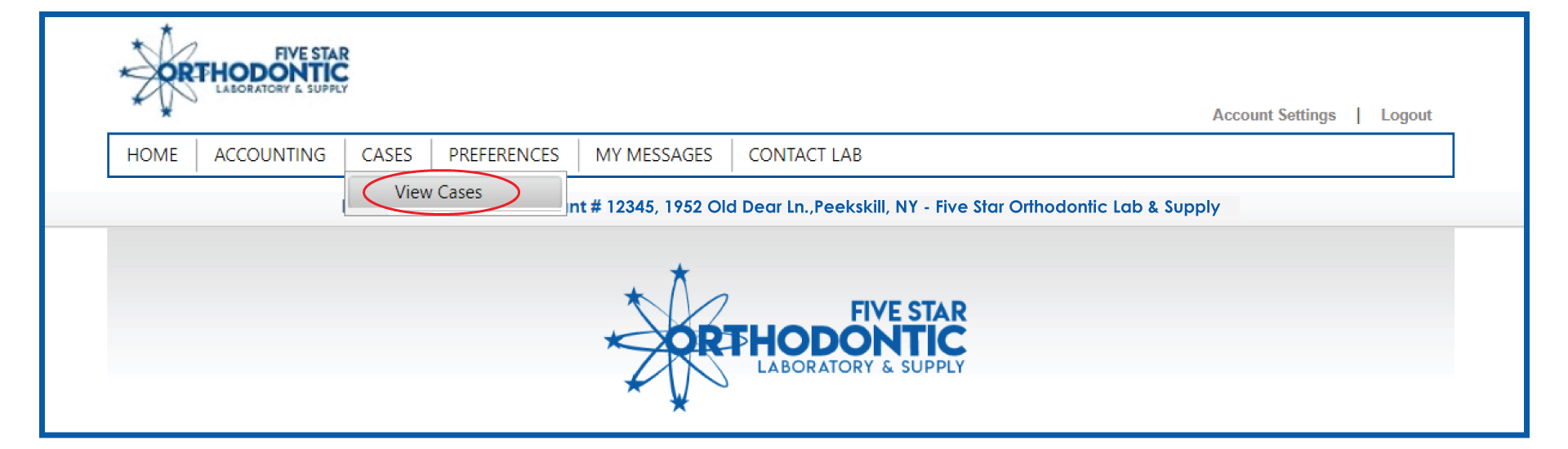 User Guide - Five Star Orthodontic